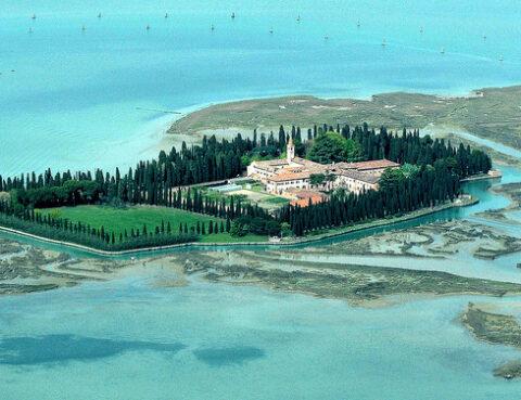 San Francesco del Deserto Venezia